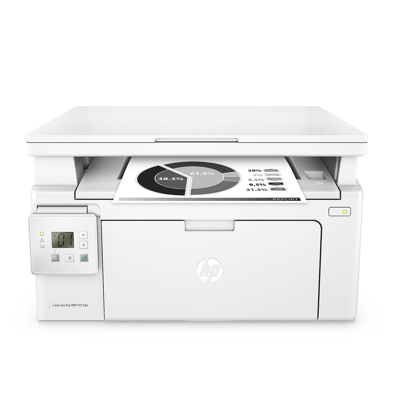 HP LaserJet Pro M130a Multi-Function Printer, White