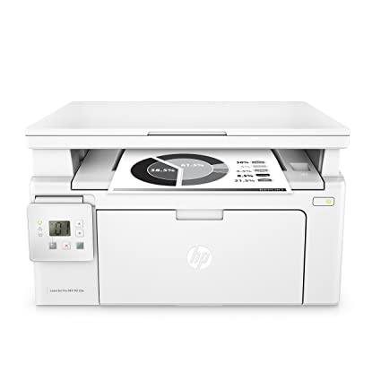 HP G3Q57A - Impresora multifunción, color blanco