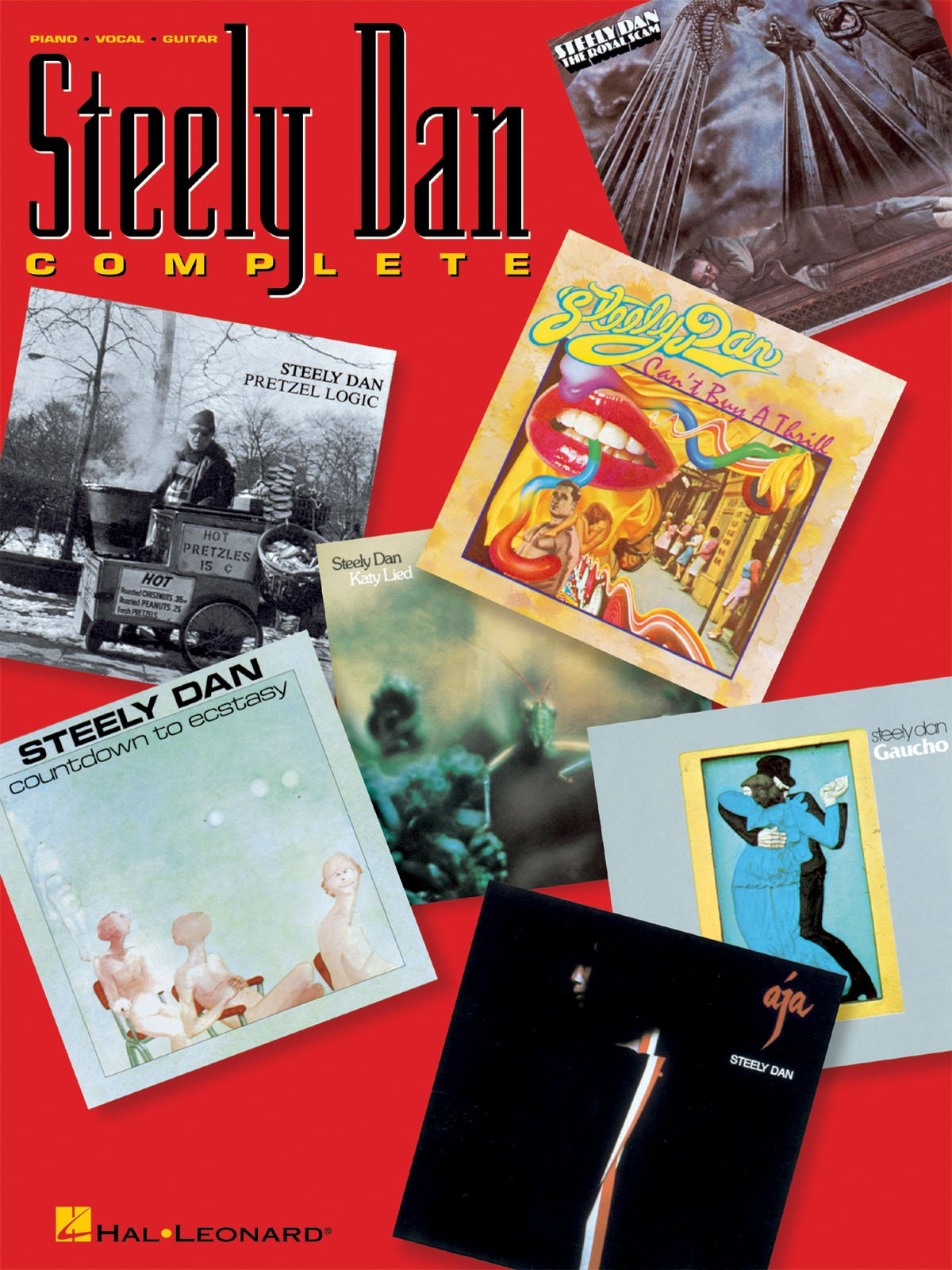 Steely dan complete pianovocalguitar artist songbook amazon steely dan complete pianovocalguitar artist songbook amazon books hexwebz Images