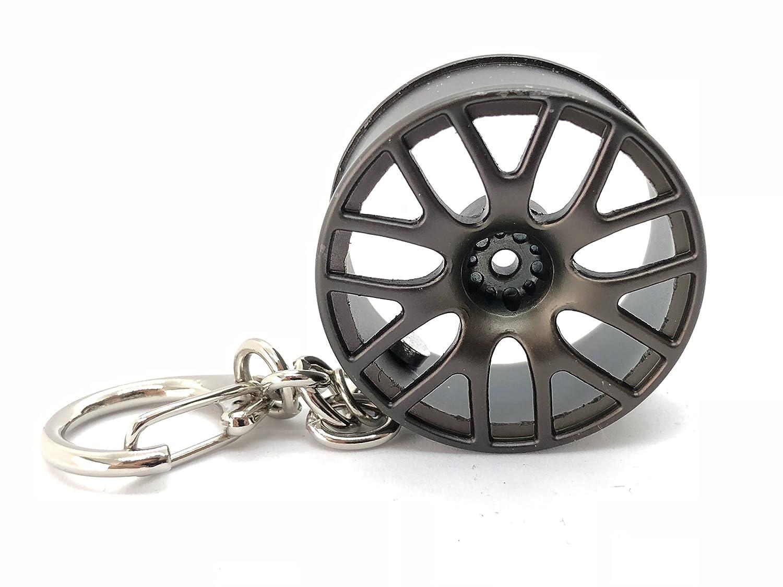 GT////Rotors BBS CH-R Wheel Keychain Automotive Part Car Gift Key Chain Ring
