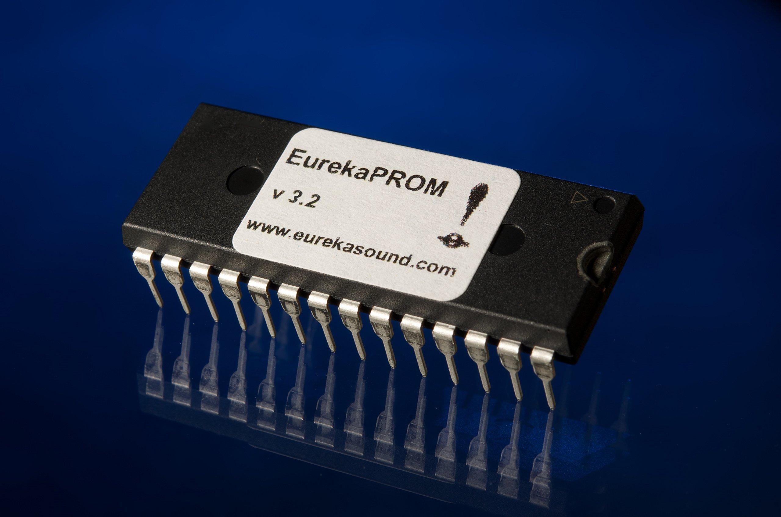 EurekaPROM, EPROM upgrade for the Behringer FCB1010 by EurekaSound LLC
