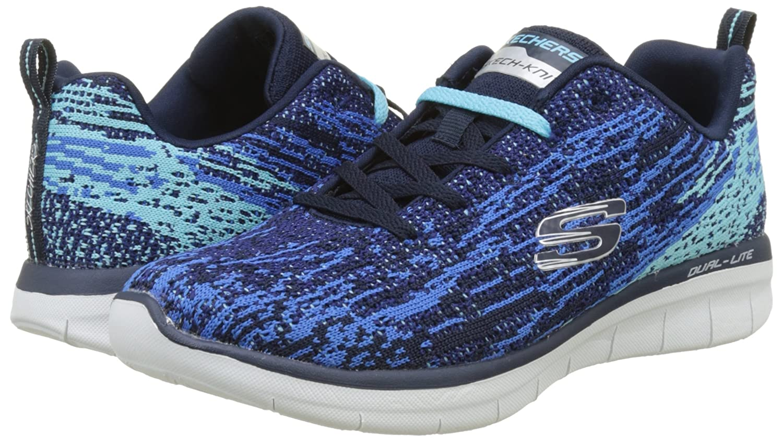 Skechers Synergy 2.0 High Spirits Chaussures Baskets Femme 12383