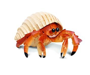safari 267529 hermit crab animal figure amazon co uk toys games