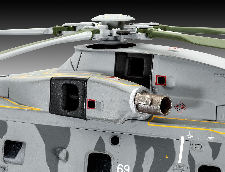 Maqueta EH-101 Merlin HMA 1 Revell Escala 1:72 04907