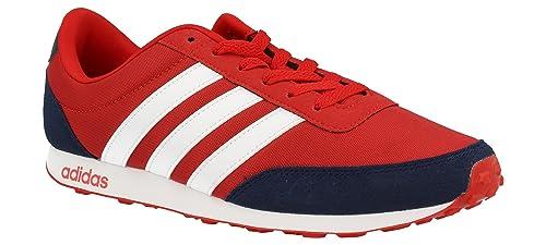 zapatos hombre rojo adidas
