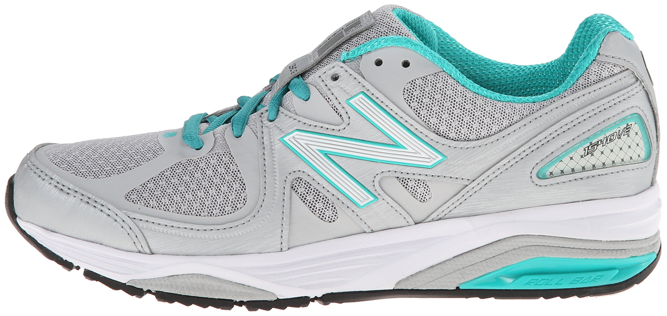 New Balance Women's W1540V2 Running Shoe Running Shoe,Silver/Grey,7 D US by New Balance (Image #5)