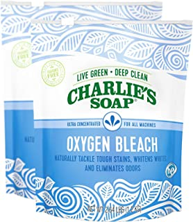 product image for Charlie's Soap - Non-Chlorine Oxygen Bleach - 2.64 lb (2-Pack)