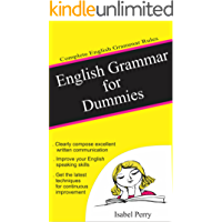 English Grammar for Dummies: Complete English Grammar Rules
