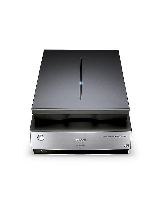11 opinioni per Epson Scanner Perfection V800 Scanner per Foto e Pellicole, Argento
