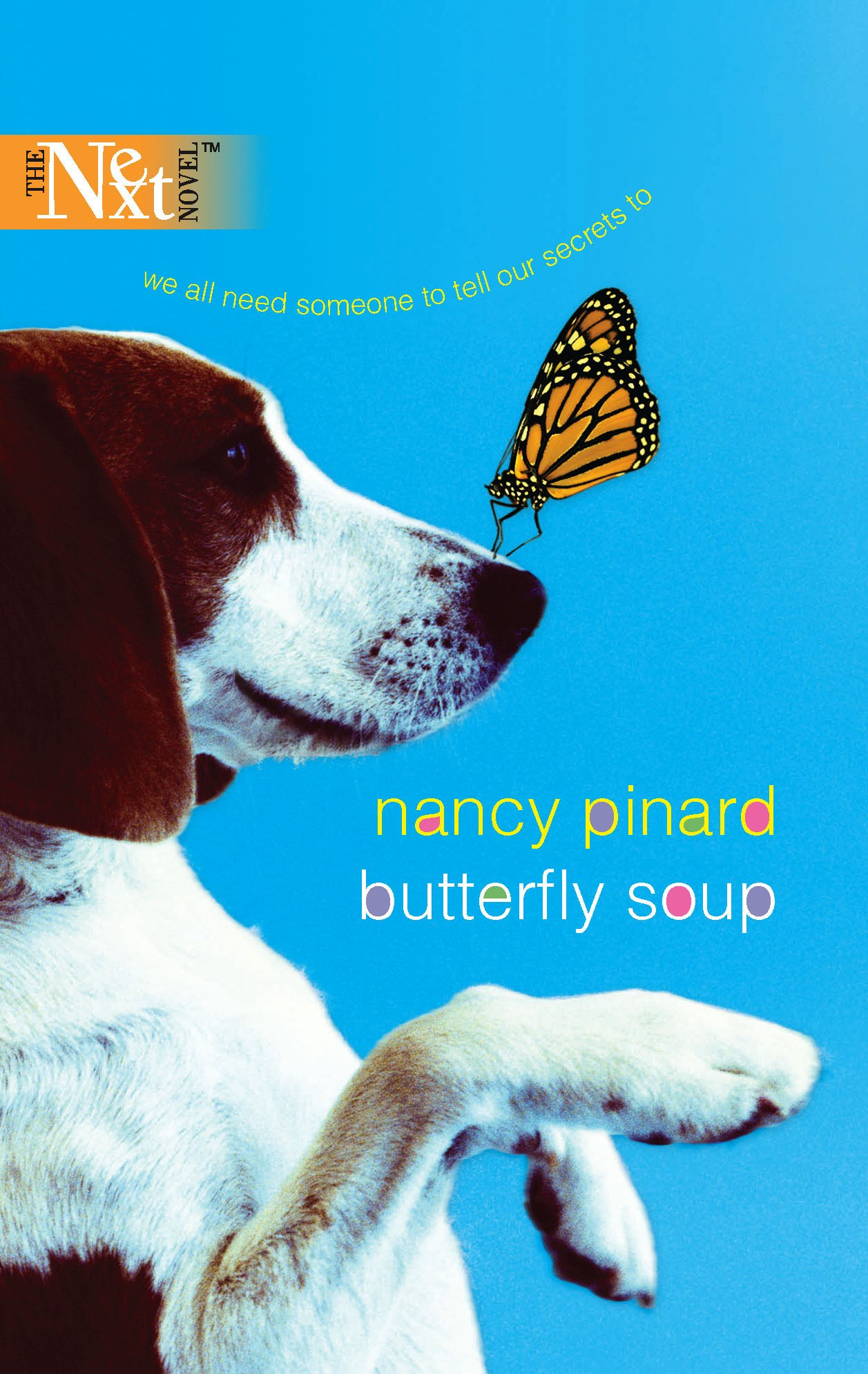 Read Online Butterfly Soup (Harlequin Next) ebook
