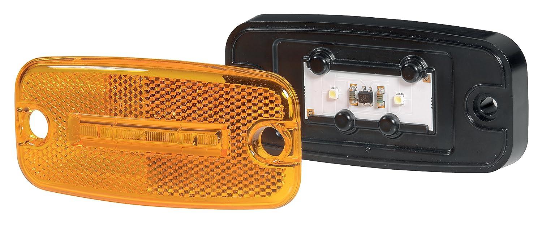 HELLA 2PS 345 600-001 Seitenmarkierungsleuchte LED 12 V Anbau