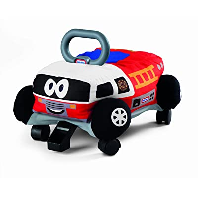 Little Tikes Pillow Racers Fire Truck: Toys & Games