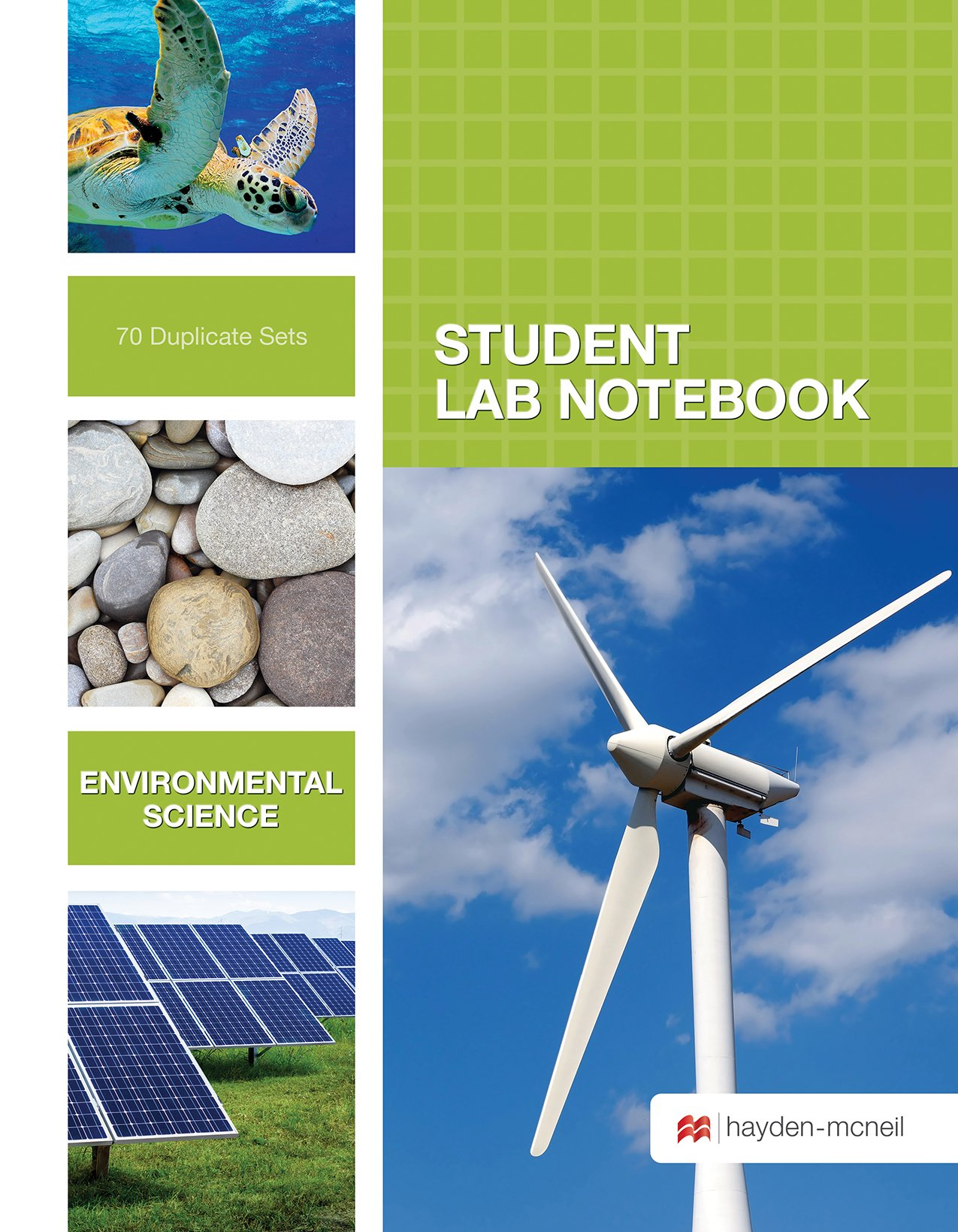 Environmental Science Student Lab Notebook: 70 Carbonless Duplicate Sets:  Hayden-McNeil: 9781930882409: Amazon.com: Books