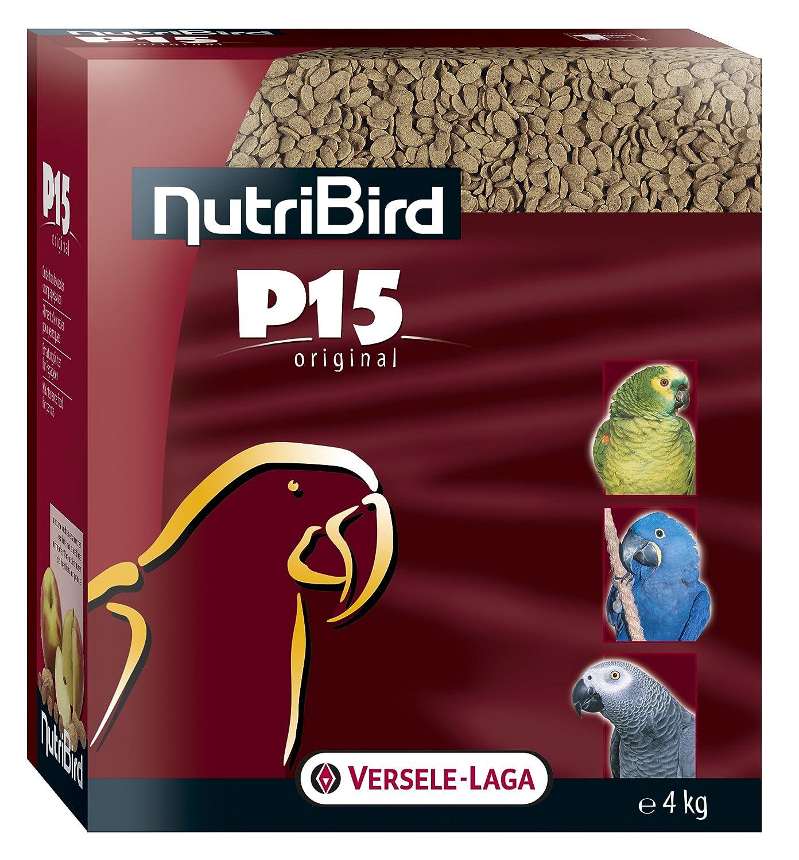 Alimentation NutriBird P15 Original Versele Laga pour oiseaux Sac 4 kg Versele-Laga 20215