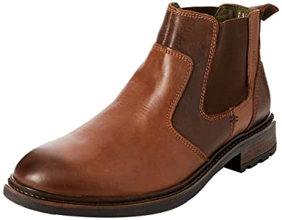 sophisticated technologies innovative design high quality Amazon.com | Josef Seibel Mens Rugged Sole Chelsea Boots | Boots