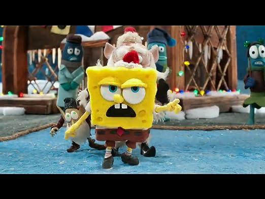 Amazon com: SpongeBob SquarePants: It's A SpongeBob Christmas