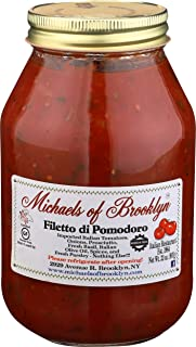 product image for Michaels Of Brooklyn, Sauce Filetto De Pomodoro, 32 Ounce