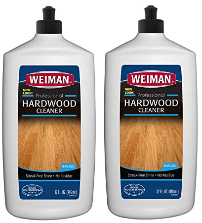 Amazon Weiman Wood Floor Cleaner 2 Pack 32 Ounce Hardwood