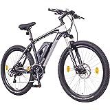 "NCM Prague+ E-Bike Mountainbike, 250W, 36V 14Ah 504Wh Akku, 26""/27,5"" Zoll"
