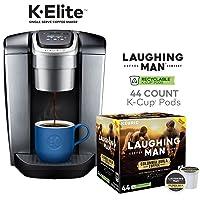 Keurig K-Elite Single Serve Coffee Maker and K-Cup Pods 44 ct Deals