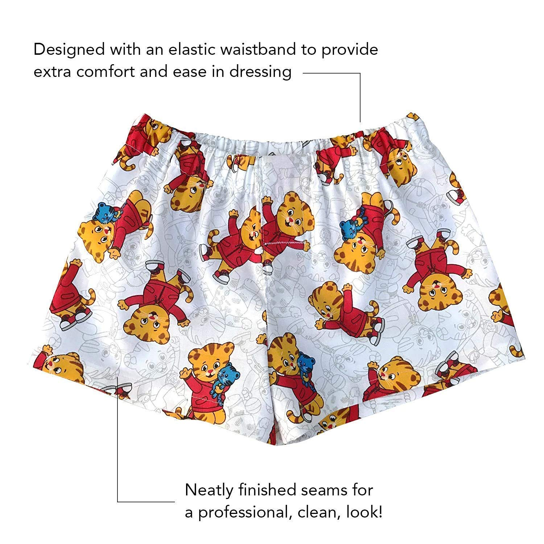 Daniel Tiger Boys Underwear