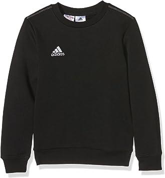 adidas Core 15 Sweat Shirt Garçon, NoirBlanc, FR Fabricant