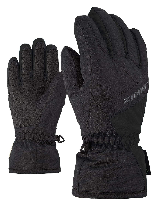 Ziener Kinder Linard GTX Glove Junior Ski-Handschuhe/Wintersport | Wasserdicht, Atmungsaktiv