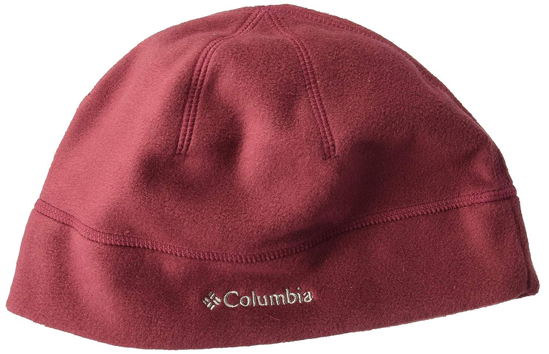 Details about Columbia Thermarator Omni-Heat Hat Rich Wine Unisex Fleece  Beanie - 20 NWT! L XL 3e8cbae71de