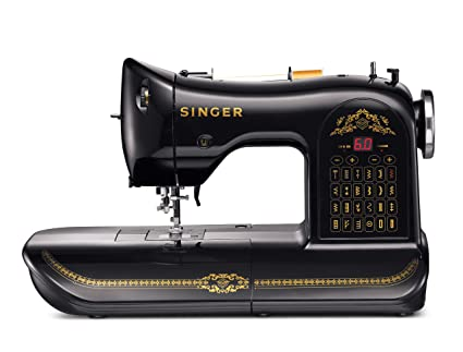 Amazon SINGER 40 Anniversary Limited Edition Computerized Impressive Singer Sewing Machin