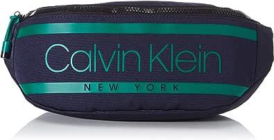 Calvin Klein - Striped Logo Waistbag, Shoppers y Bolsos de Hombro Hombre
