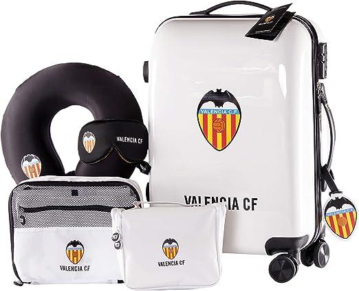 Valencia Club de Fútbol - Pack de Viaje Maleta y Accesorios ...