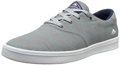 Chaussures de skate Homme Emerica le Reynolds Cruiser LT Chaussures de skate  - Gris - gris