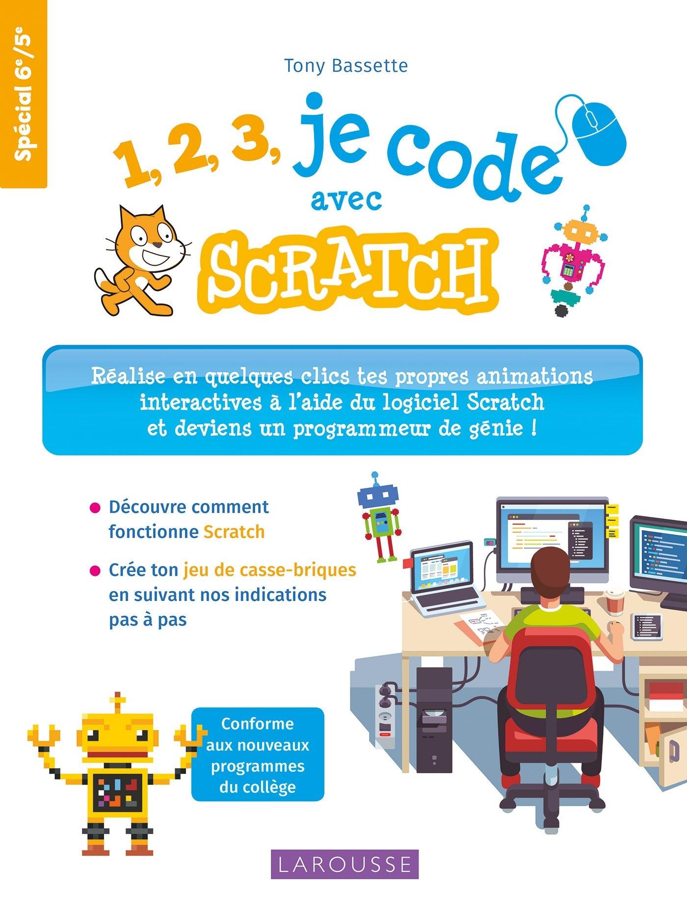 """Résultat de recherche d'images pour """"1 2 3 je code avec scratch"""""""
