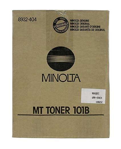 Konica Minolta 101B Toner Negro - Tóner para impresoras ...