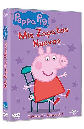 Peppa Pig En Espanol Mis Zapatos Nuevos Y Otras Historias DVD Region 4
