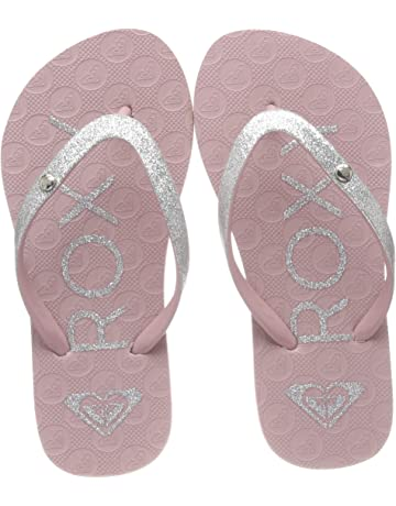 e552b2c6 Roxy RG Viva Glitter II, Zapatos de Playa y Piscina para Niñas