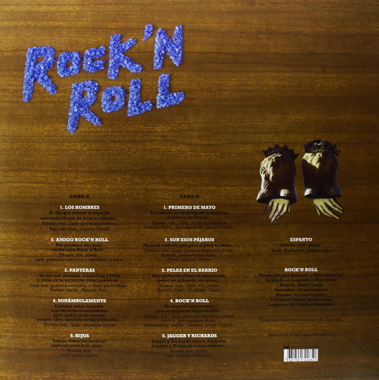 Rockn roll : Espanto, Espanto: Amazon.es: Música