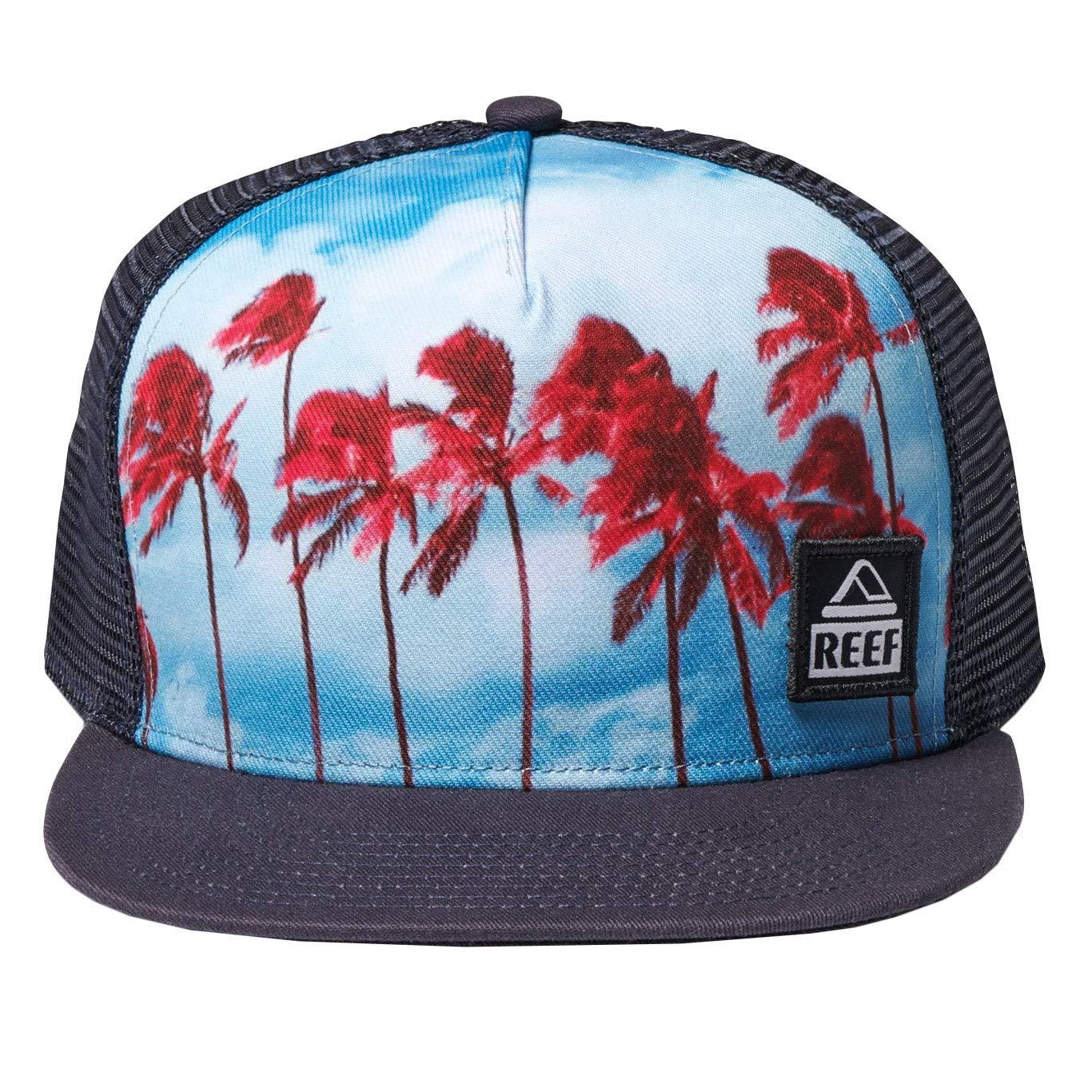 Reef Gorra Trucker Beach State de Beisbol Baseball (Talla única ...