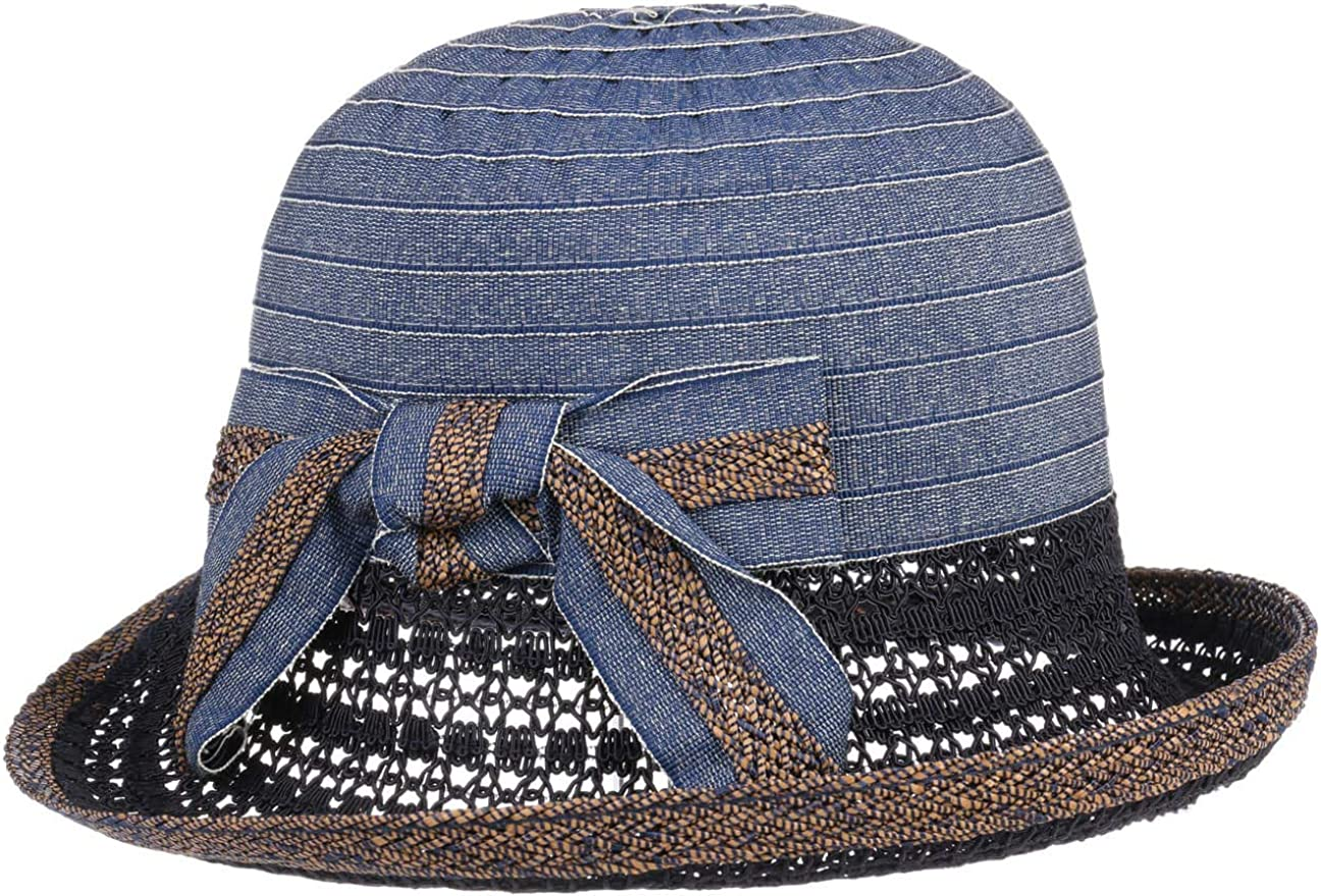bedacht Sombrero de Tela Soutache Mujer algodón