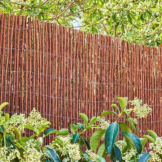 Catral 15040002 Tigre, Mimbre, 300x3x150 cm: Amazon.es: Jardín