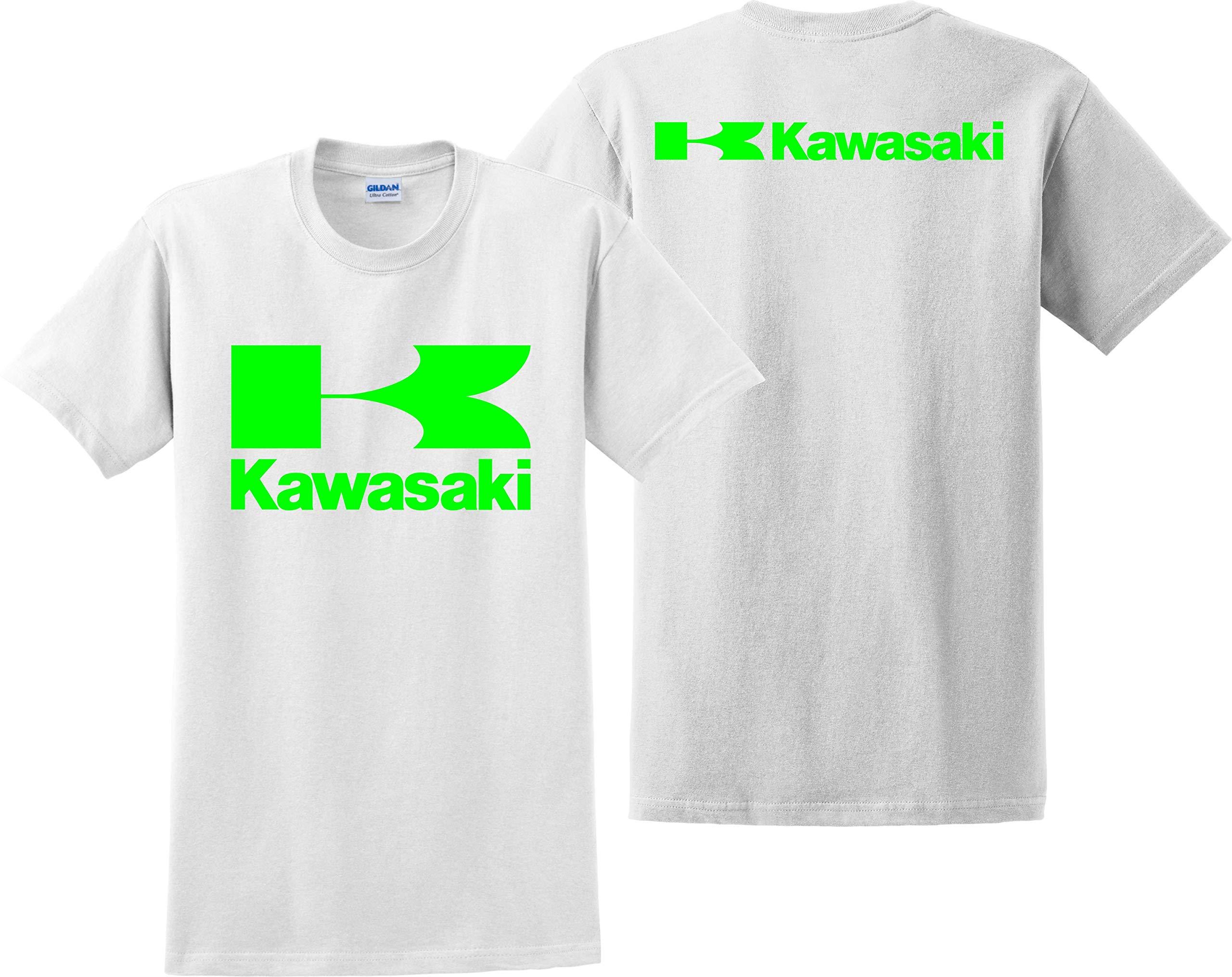 Shirt Express Kawasaki Hooded Sweatshirt Super Bikes Ninja Motorcycles JDM Unisex Hoodie