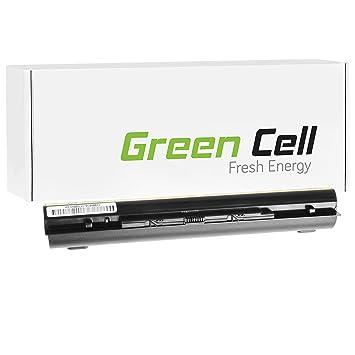 Green Cell® Extended Serie Batería para Lenovo Z50-70 Ordenador (8 Celdas 4400mAh