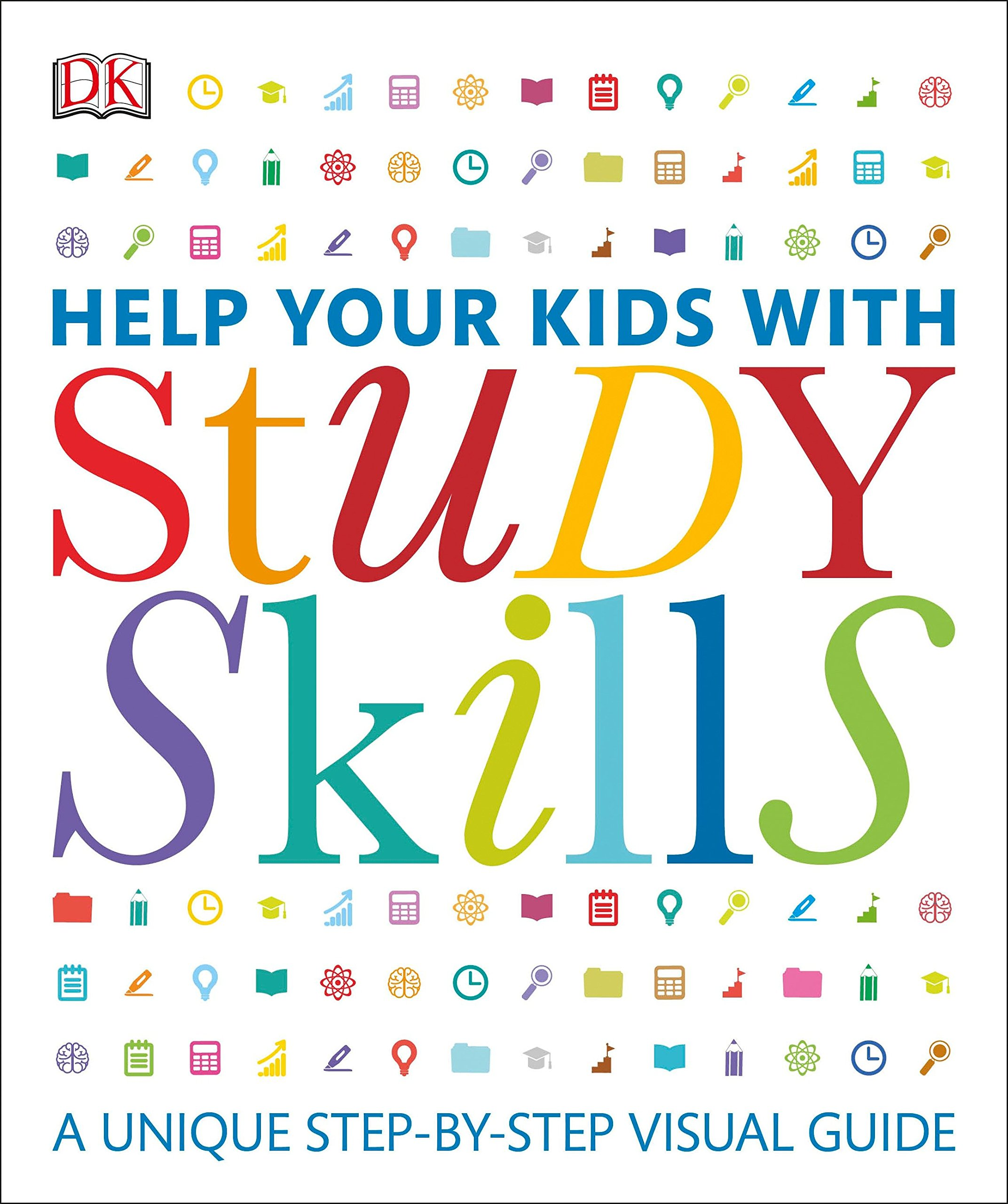 Read Online Help Your Kids with Study Skills: A Unique Step-by-Step Visual Guide ebook