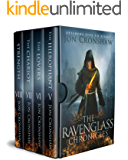 The Ravenglass Chronicles: episodes five to eight of the coming-of-age high fantasy