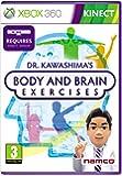 Dr Kawashima's Brain and Body Exercises for Kinect (Xbox 360) [Importación inglesa]