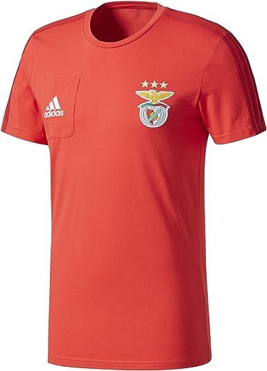 adidas SLB Camiseta SL Benfica Hombre: Amazon.es: Ropa y accesorios