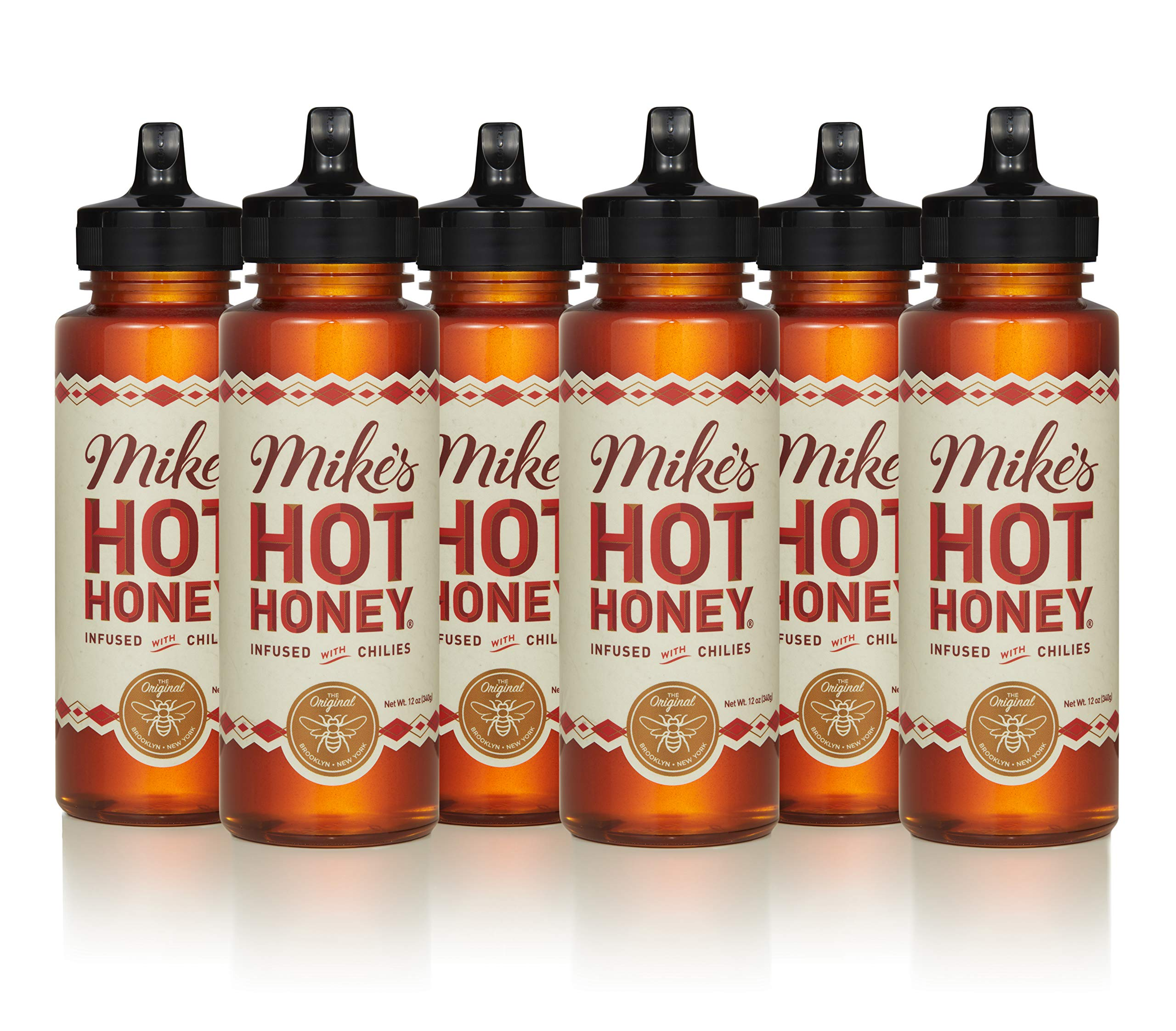 Mike's Hot Honey 12 oz. (6 Pack)