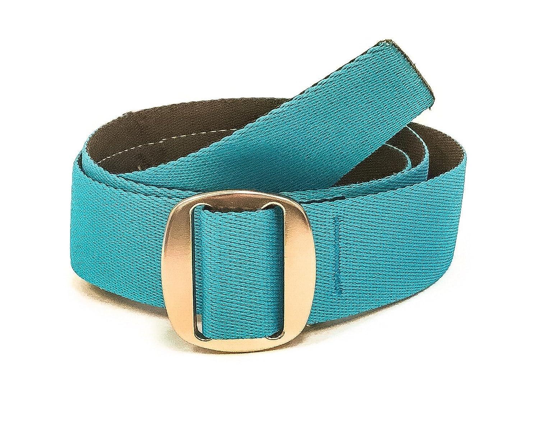 Alpine Design Women Reversible Belt Turquoise Bluebird Black One Size