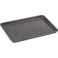 MASTERPRO MPCB3 Baking Tray, Carbon Steel/Black