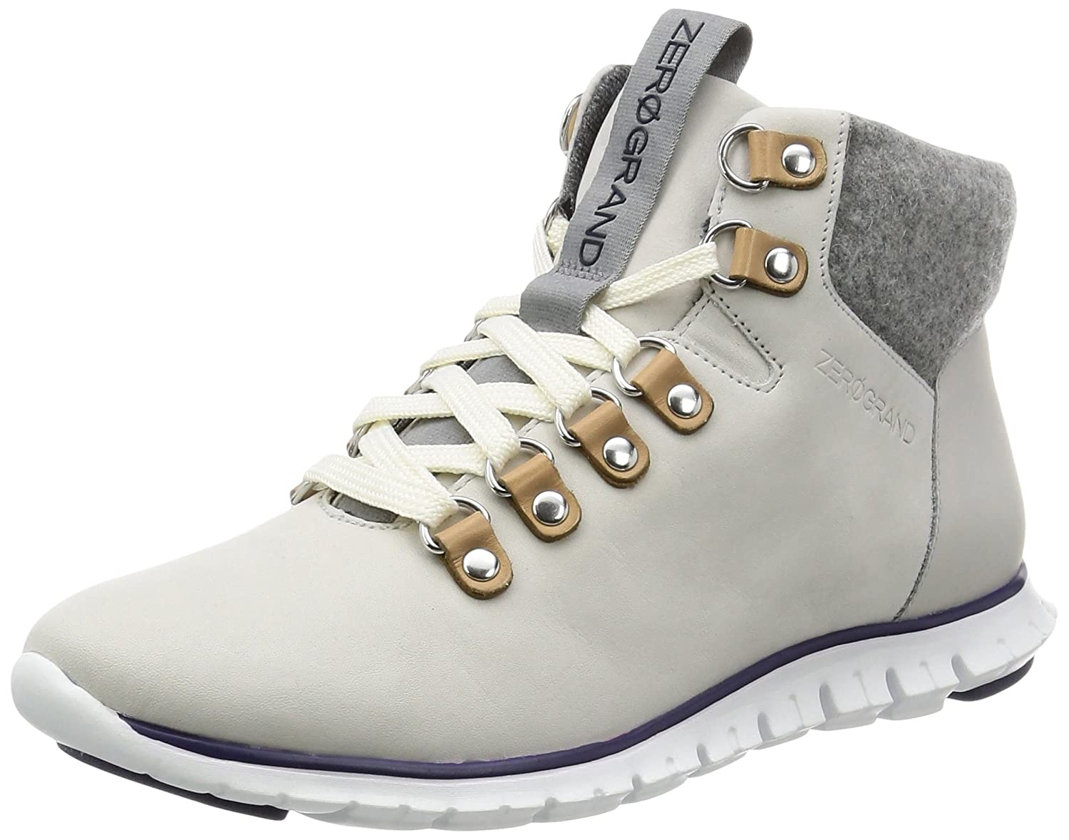 Cole Haan Women's Zerogrand Hikr Boot B01MTK54VF 5.5 B(M) US|Vapor Grey